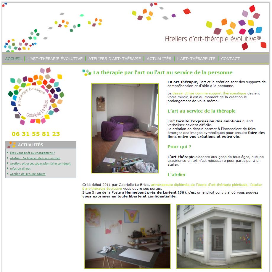 site art thérapie