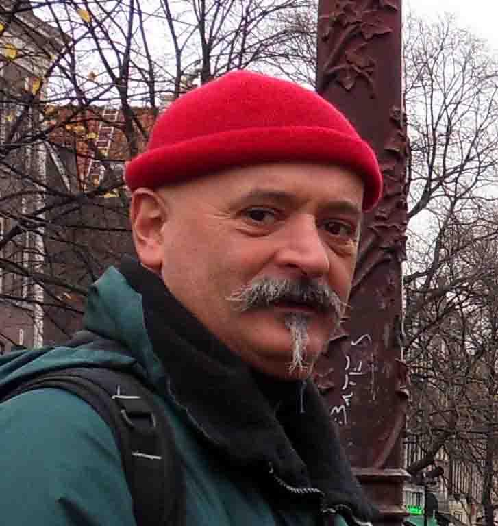 Jean Sicre créateur de Jean-Christophe sur terrasens.fr