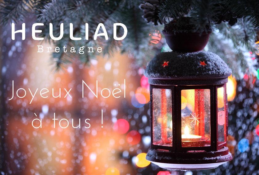 Joyeux Noël - Heuliad © lily - Fotolia