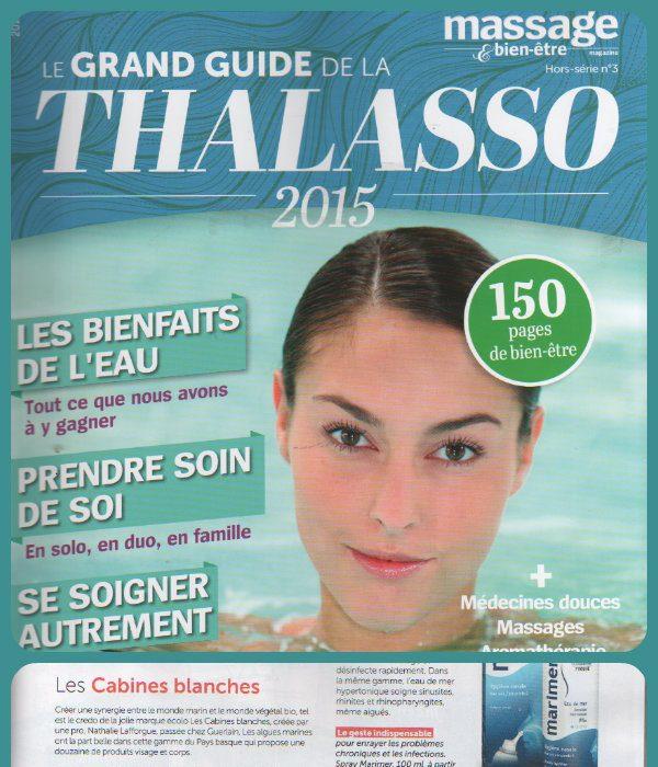 Guide de la thalasso - 2015
