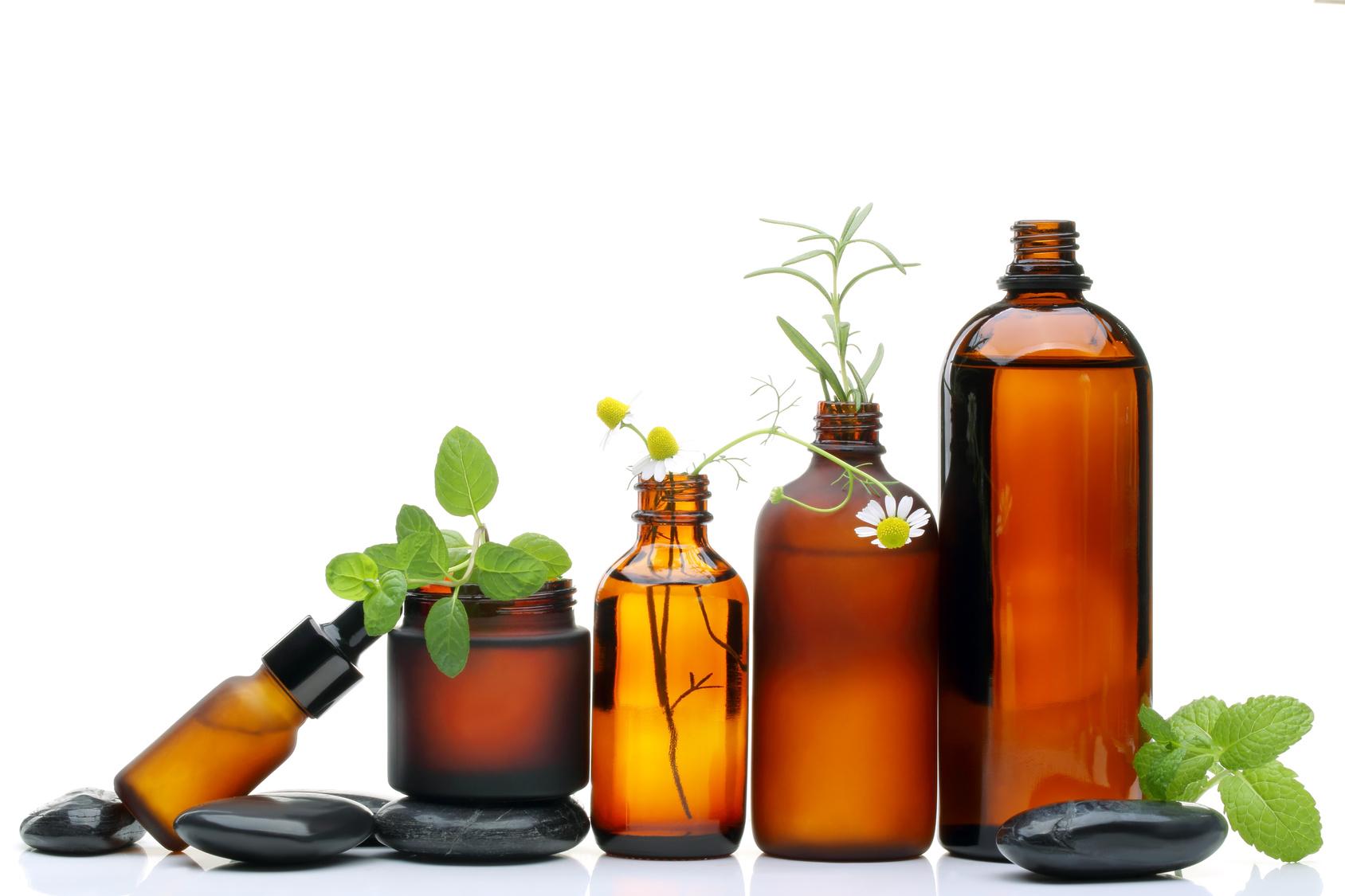 cosmétiques naturels et aromathérapie